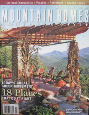 Mountain Homes Southern Style Magazine